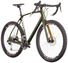 2017 Diamondback Haanjo EXP Carbon drop bar 275 adventure gravel bike