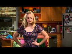 Penny teaches Sheldon the social fake.