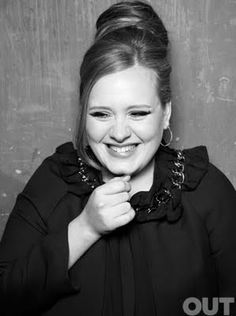 Adele by Perry Ogden for 'Out Magazine' (2011)