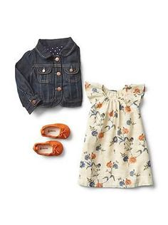 Baby Clothing: Baby Girl Clothing: We Love These Baby Shower Gift Shop | Gap #babygirlfashion
