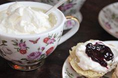Devonshire Cream - enjoy a little English Tea Time fun for the big Royal wedding tomorrow on some tasty scones.