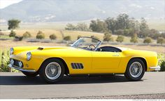 1959 Ferrari 250 GT California Spider