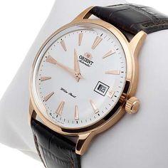55fe2a9d0ded Reloj Orient Classic Bambino Fer24002w0 Automatico Piel en Mercado Libre  México