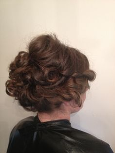 Bridesmaid Hair Style By: Andrea Lane Wagner