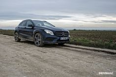 Mercedes GLA 220 4Matic DCT review - fancy compact kerb climber