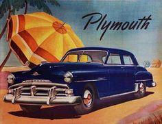1950 - Plymouth - USA