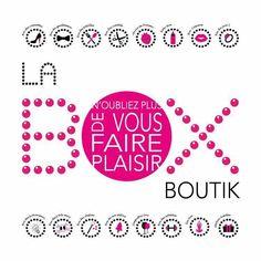 Rendez-vous le 1er octobre sur www.la-box-boutik.com