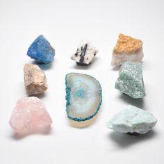 quartz and mineral magnets