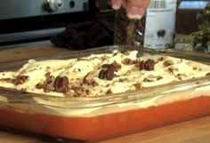 Orange Jello Salad :: Ohio Amish Country Recipes