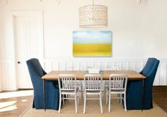 Cheryl Maeder's photograph Dreamscapes, Everglades I,  in WaterSound Beach Home of Sam Harper & Jon Ray designed by Melissa Skowlund of Summer House Lifestyle #interiors #dreamscapes #beachhouse