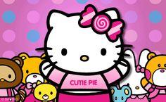 Hello Kitty cutie pie