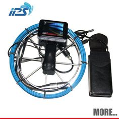 portable borescope endoscope usb waterproof sewer drain pipe plumbing inspection…