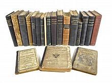 Group of School Textbooks, 19th C. WWW.JJAMESAUCTIONS.COM
