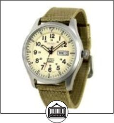 Seiko 5 Reloj automático Man SNZG07K1 42 mm de  ✿ Relojes para hombre - (Gama media/alta) ✿