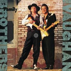 The Vaughan Brothers Family Style 200g LP With his astonishingly accomplished guitar playing, Stevie Ray Vaughan ignited the blues revival of the '80s. Vaughan drew equally from bluesmen like Albert K