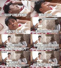 """Kpop meme """"Seungri and Jiyong hyung"""" Daesung, Vip Bigbang, Big Bang Memes, Big Bang Kpop, G Dragon, Dramas, Kdrama Memes, Korean Bands, Fantastic Baby"""
