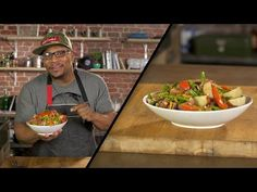Asparagus Potato Salad | Marcus Meacham - YouTube
