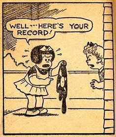 your record!