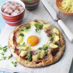 Egg+Pita+Pizzas