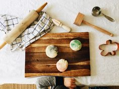 essential oils // all natural therapeutic play-doh