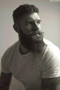 Amazing Beard Styles from Bearded Men Worldwide Moustache, Beard No Mustache, Epic Beard, Full Beard, Great Beards, Awesome Beards, Beard Styles For Men, Hair And Beard Styles, Different Types Of Beards