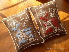 Joy of the Snowflake from the 2011 JCS Ornament Issue