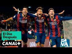 El Día Después (23/03/2015): Barça - Madrid: El Mejor Resumen - YouTube