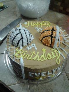 Volleyball/Basketball Player!