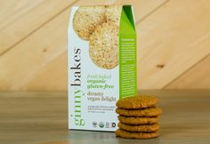 GinnyBakes Dreamy Vegan Delight Cookies