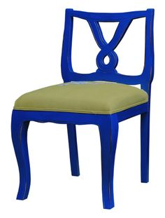 Valliant Chair - Steven Shell Blue Furniture, Furniture Decor, Blue Dresser, Prussian Blue, House Colors, Accent Chairs, Dining Chairs, Living Room, Aqua