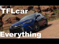 2015 Toyota Camry: Almost Everything You Ever Wanted to Know