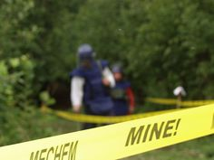 Mine clearance in Bosnia and Herzegovina by UNDP in Europe and Central Asia, via Flickr