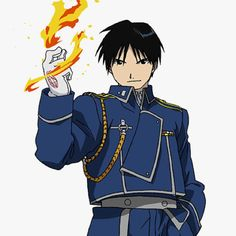 Put the spark back in government!  Roy Mustang for Fuhrer!