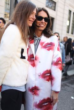 MFW Street Style: lips by MSGM http://sulia.com/channel/fashion/f/44f7de20-fc4a-4c31-8785-0f7bfe9f67a6/?source=pin&action=share&btn=small&form_factor=mobile
