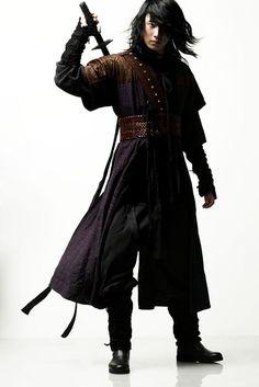 Jung Il Woo in 'The Return of Iljimae'