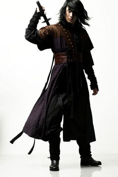 Jung Il Woo in 'The Return of Iljimae'