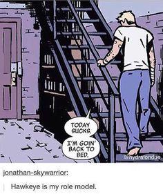 Yes Hawkeye
