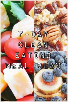 Visit us for clean eating meal plan with easy healthy breakfast, lunch, dinner and snack ideas for clean eating diet! Clean Eating Diet Plan, Clean Eating Recipes, Healthy Drinks, Healthy Dinner Recipes, Healthy Nutrition, Healthy Meals, Healthy Life, Food Tasting, Easy Healthy Breakfast