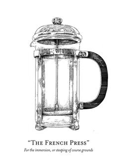 The Illustrated World of Mr. Chadwick - Coffee Brewing Methods Print - The Illu. - The Illustrated World of Mr. Chadwick – Coffee Brewing Methods Print – The Illustrated World o - Coffee Icon, Coffee Logo, Coffee Cafe, My Coffee, Coffee Break, Cafe Posters, Coffee Presentation, Coffee Brewing Methods, Coffee Artwork