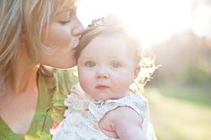 love sun shots for portraits - it always adds to the sweetness