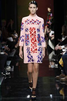 Peter Pilotto Fall 2014 – Vogue