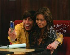 Summer Glau (The Big Bang Theory)(Signed at Wizard World Philadelphia 6-1-13)