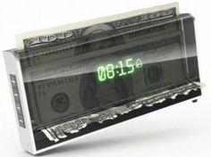 The alarm clock that eats your money!