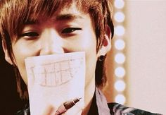 [FACT]: Jongup doesn't have an ideal type. He simply wants to find a soul mate. ~~ <3