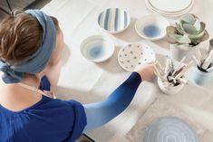 Die Juzo Dip Dye Collection gibt es im Flachstrick auch für Kompressionsärmel. Dip Dye, Dips, Collection, Sauces, Dip