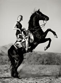 Jennifer Lawrence Shows Off the Season's Boldest Looks