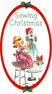 46 Ideas for sewing christmas crafts girls Sewing Art, Sewing Crafts, Sewing Patterns, Aprons Vintage, Vintage Sewing, Vintage Christmas, Christmas Crafts, Christmas Girls, Christmas Sewing