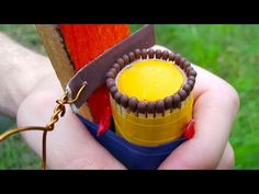 How to Make an Airsoft Trip Wire Survival Life Hacks, Camping Survival, Survival Prepping, Survival Gear, Survival Skills, Survival Stuff, Urban Survival, Trip Wire Alarm, Airsoft Grenade