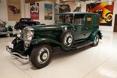 1931 Duesenberg Model J Town Car