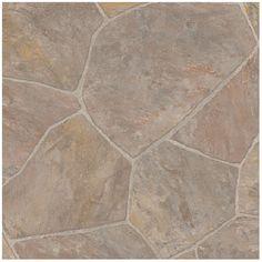 Shop Ivc 12 Ft W Noble Toucan Stone Finish Sheet Vinyl At